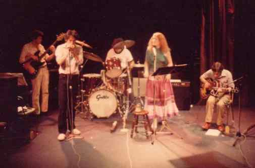 Marg Layton Band - early 80s